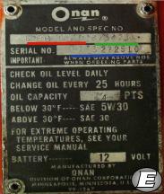 Engine Identification